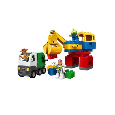 LEGO(レゴ)  トイストーリー スペースクレーン 5691 LEGO DUPLO Toy Story 3 Set Alien Space Crane・お取寄