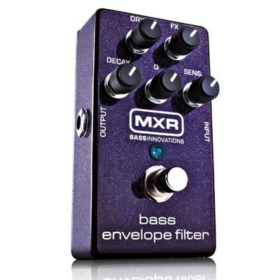 MXR Bass Envelope ベース用フィルターエフェクトペダル・お取寄