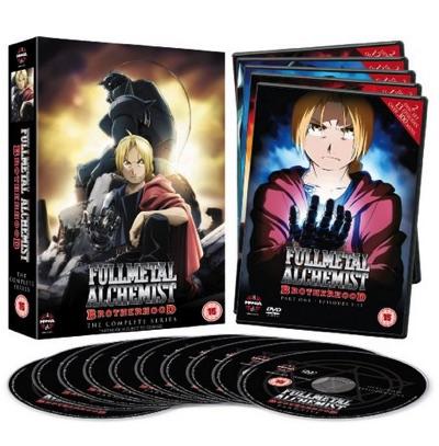 『鋼の錬金術師 FULLMETAL ALCHEMIST 全64話』DVD-BOX アニメ・お取寄
