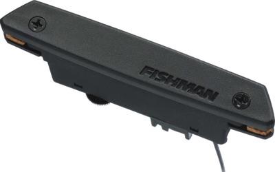 Fishman フィッシュマン Neo-D ネオディー Passive Soundhole Pickup パッシブサウンドホールピックアップ ハムバッカー・お取寄