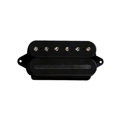 DiMarzio ディマジオ DP228 Crunch Lab クランチラボ ハムバッカーピックアップ ブリッジポジション用 ブラック F-Spacing F-スペース ギター用ピックアップ・お取寄