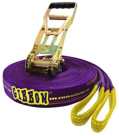 Gibbon Slacklines (ギボン・スラックライン) サーファーライン 30m エクササイズキット・お取寄