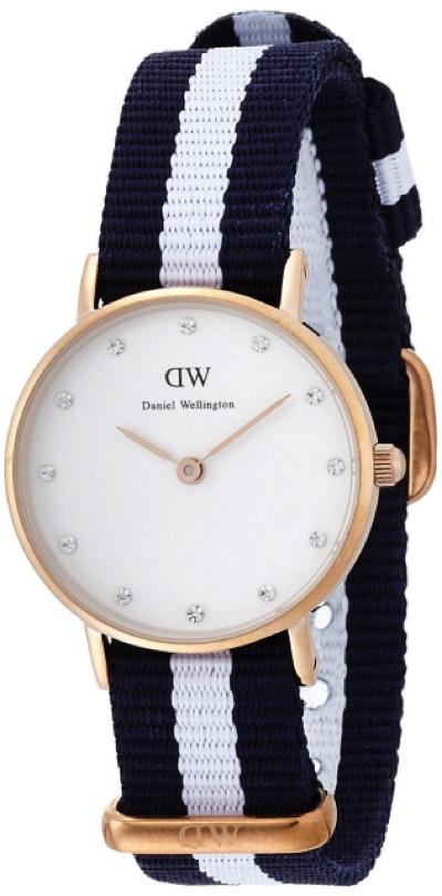ダニエル・ウェリントン Daniel Wellington Classy Glasgow 0908DW レディース 腕時計・お取寄