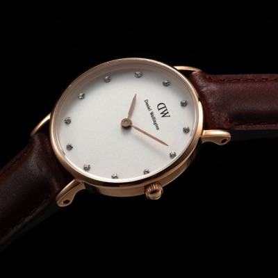 ダニエル ウェリントン Daniel Wellington Classy ST Andrews 0900DW レディース 腕時計・お取寄