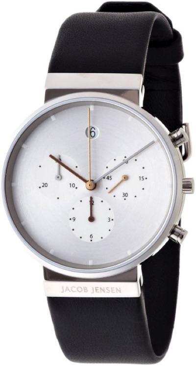 ヤコブ イェンセン JACOB JENSEN 606 メンズ 腕時計・お取寄