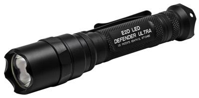 SureFire シュアファイア E2DLU-A ディフェンダー ウルトラ デュアルアウトプット LED フラッシュライト 懐中電灯 E2D Defender Ultra Dual Output LED Flashlight・お取寄