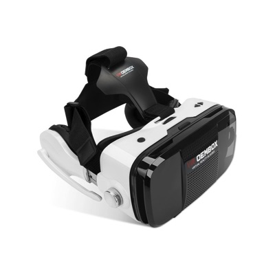 Phshion VR BOSS バーチャルリアリティーOEMBOXヘッドフォン付属VR OEMBOX 3D VR Glasses,Virtual Reality 3D Headset Box with Headphone by Phshion・お取寄