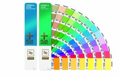 Pantone パントン GP1401 フォーミュラガイド 色見本帳 - 新色560色を含む、ソリッドカラー1677色収録・お取寄
