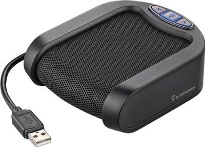 プラントロニクス USBスピーカーフォン P420 ブラック Plantronics Calisto P420 USB Speakerphone・お取寄