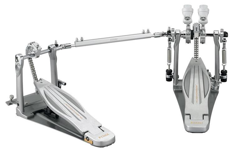 TAMA SPEED COBRA スピードコブラ ツイン・ドラムペダル ハードケース付きペダル【ドラムペダル】【HP910LWN】