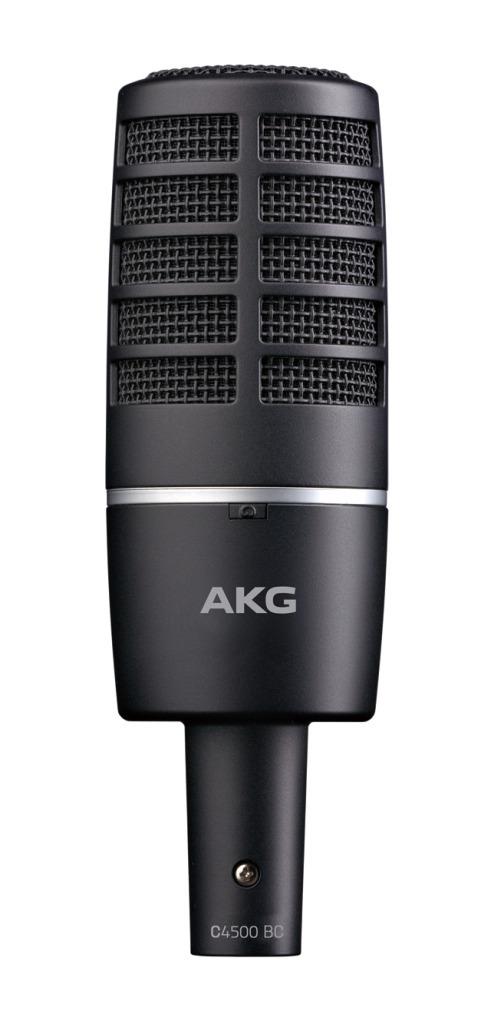 AKG C4500BC フロントアドレス型コンデンサーマイクロフォン【アーカーゲー/エーケージー】