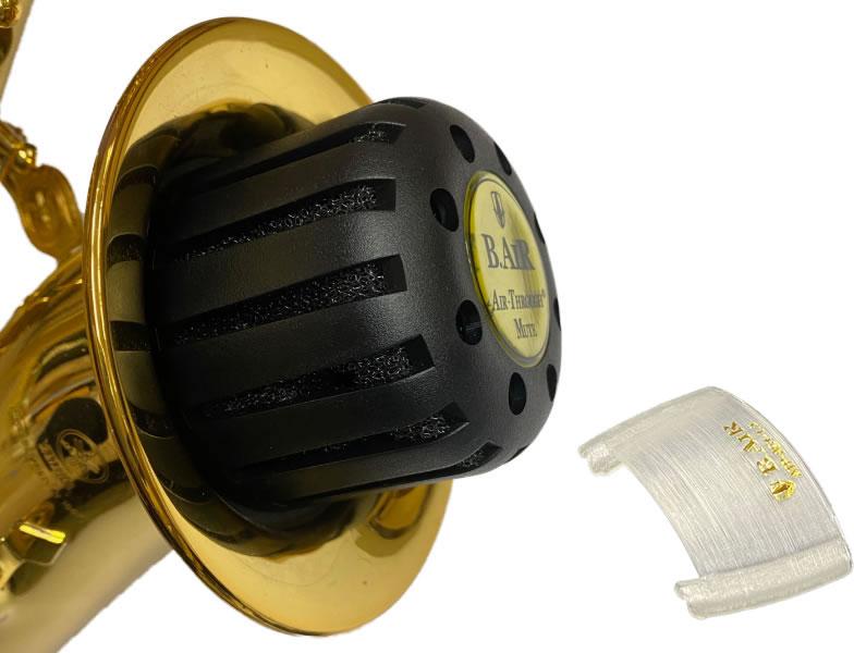 送料無料 沖縄 離島を除く B.AIR エアスルー ミュート パッチ バーゲンセール セット アルトサックス用 Air-Through 1523996050 ビーエアー ATM-AS ATP-AS1-1.5 Mute 1523996000 減音器 世界の人気ブランド Patch