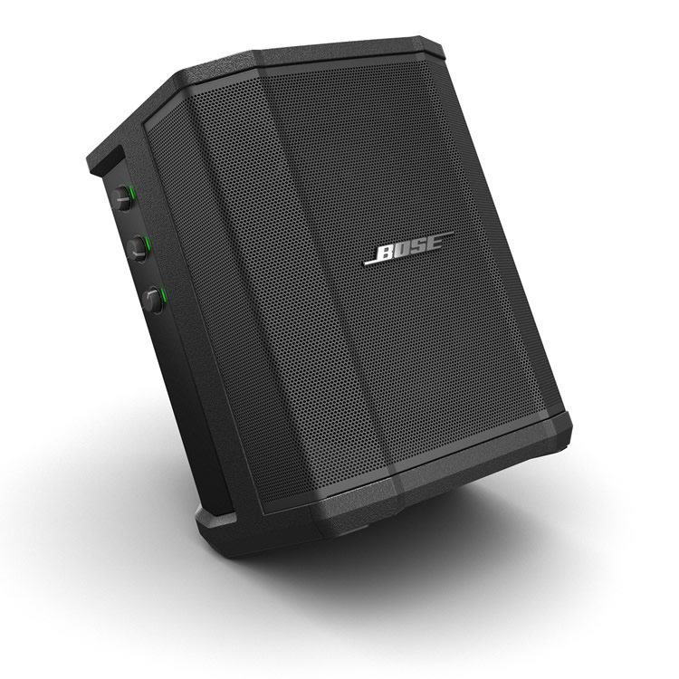 BOSE S1 Pro Multi-Position PA system S1 Pro (充電式バッテリー内蔵) [ボーズ ブルートゥース対応マルチPAスピーカー ]