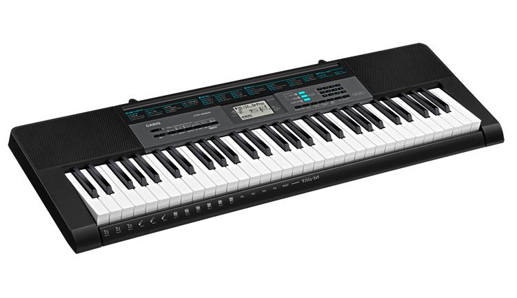 CASIO キーボード CTK-2550【ピアノ 楽器 カシオ CTK2550 ダンスミュージックモード】【発送区分:大型】