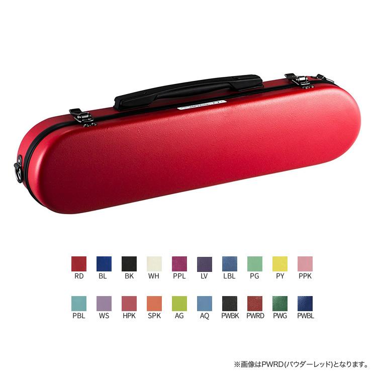C.C.シャイニーケースII フルート [CC2-FL NEWカラー 全20色]【CC Shiny Case CCシャイニーケース】