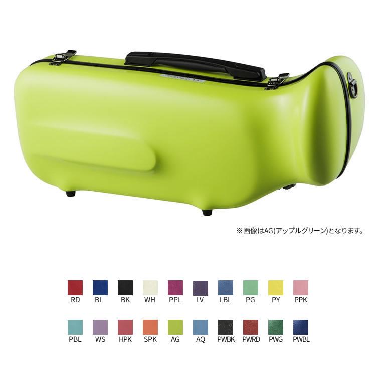 C.C.シャイニーケースII トランペット [スタンダードシリーズ NEWカラー 全20色]【CC Shiny Case CCシャイニーケース】