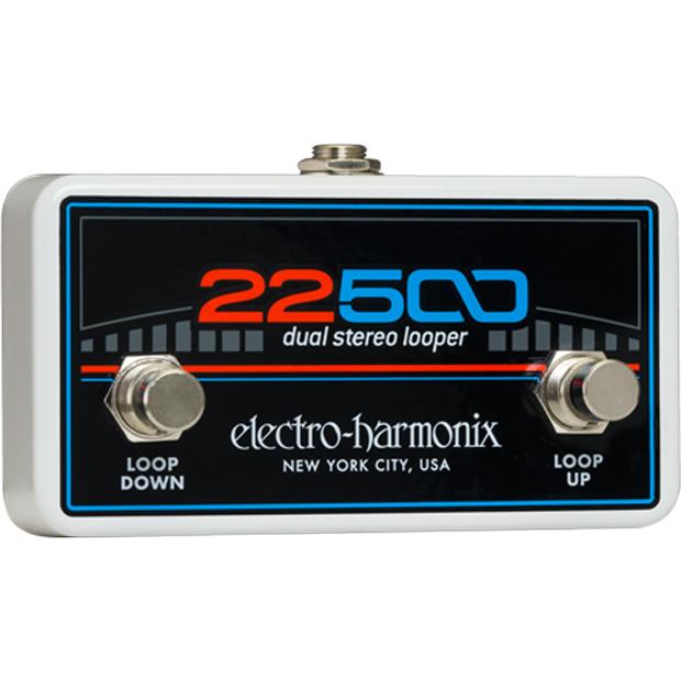 【今だけポイント5倍!12月2日9時59分まで】22500 Foot Controller 22500専用フットコントローラー【Electro-Harmonix/EHX/エレクトロ・ハーモニクス/エレハモ】【エフェクター】【ピック10枚セット付き!】