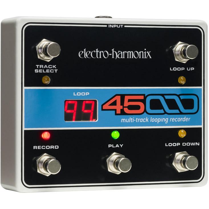45000 Foot Controller 45000専用フットコントローラー【Electro-Harmonix/EHX/エレクトロ・ハーモニクス/エレハモ】【エフェクター】【ピック10枚セット付き!】