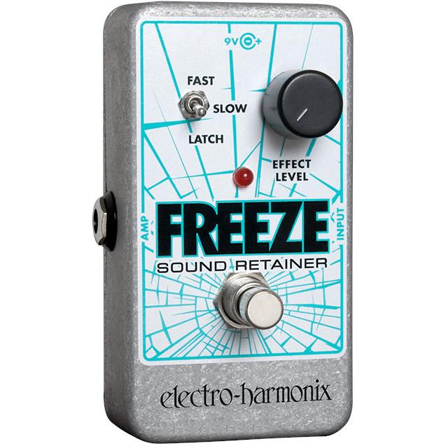 Freeze(フリーズ) サウンド・リテイナー【Electro-Harmonix/EHX/エレクトロ・ハーモニクス/エレハモ】【エフェクター】【ピック10枚セット付き!】