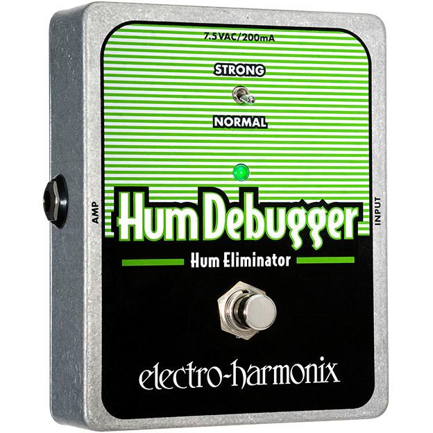 Hum Debugger(ハムデバッガー) ノイズゲート/ノイズサプレッサー【Electro-Harmonix/EHX/エレクトロ・ハーモニクス/エレハモ】【エフェクター】【ピック10枚セット付き!】