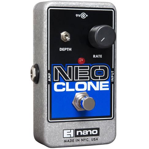 Neo Clone(ネオクローン) コーラス【Electro-Harmonix/EHX/エレクトロ・ハーモニクス/エレハモ】【エフェクター】【ピック10枚セット付き!】