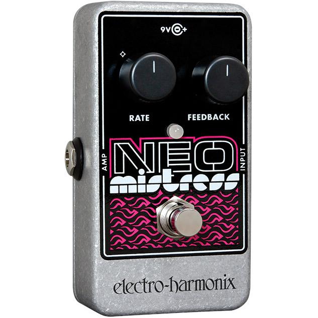 Neo Mistress(ネオミストレス) フランジャー【Electro-Harmonix/EHX/エレクトロ・ハーモニクス/エレハモ】【エフェクター】【ピック10枚セット付き!】