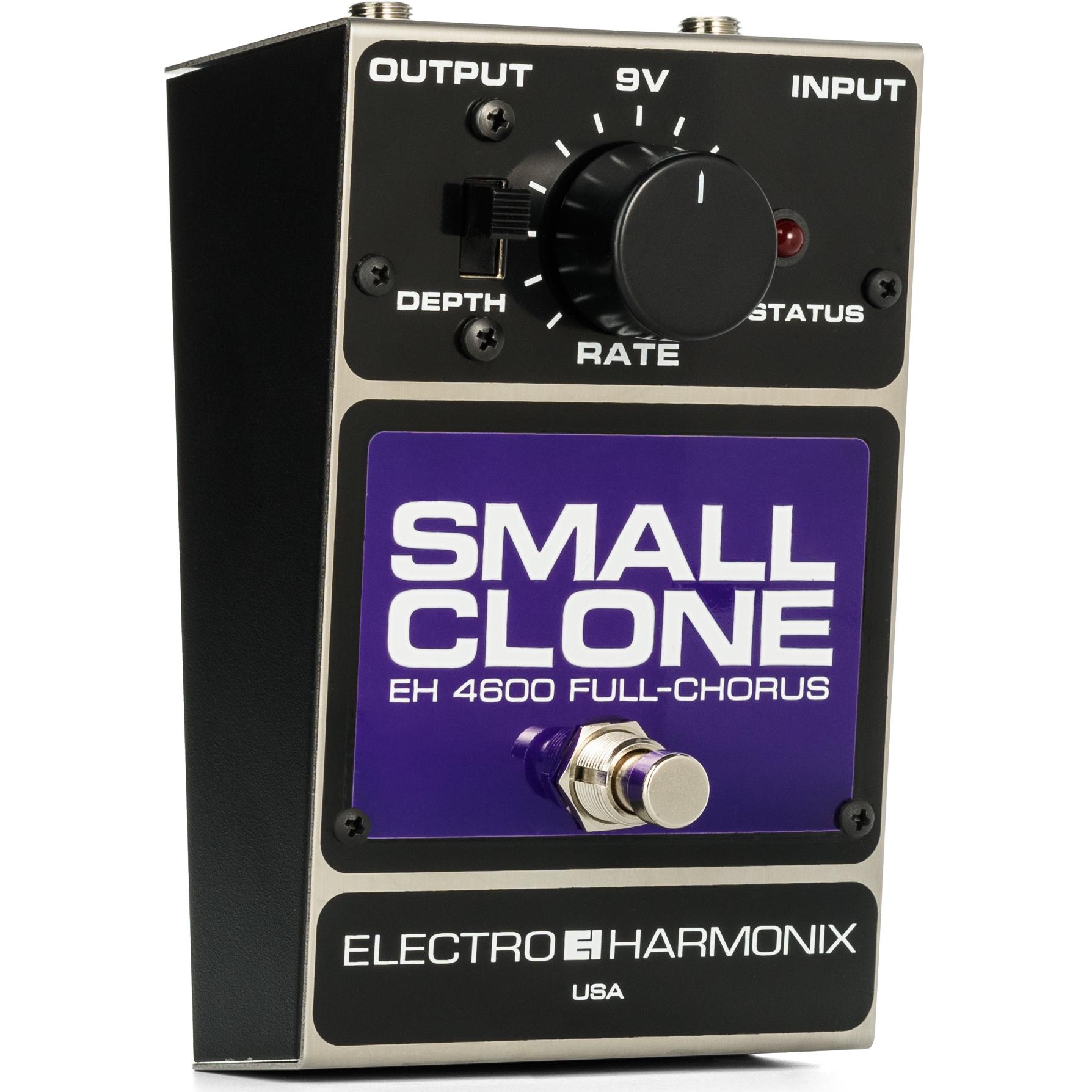 Small Clone(スモールクローン) コーラス【Electro-Harmonix/EHX/エレクトロ・ハーモニクス/エレハモ】【エフェクター】【ピック10枚セット付き!】