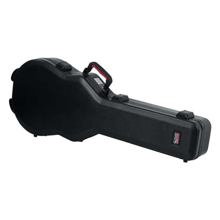 GATOR ゲーター エレキギター レスポールタイプ用 ハードケース TSA Guitar Series 軽量設計 GTSA-GTRLPS【発送区分:大型】