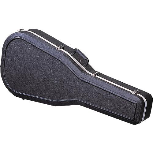【7%OFFクーポンが使える!1月16日9時59分まで】アコースティックギター用 ABSハードケース WA-130 [WA130]【発送区分:大型】