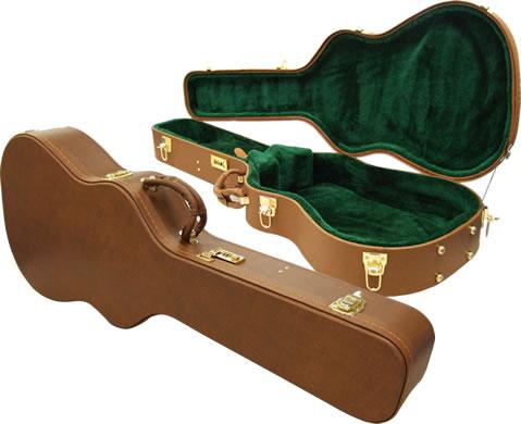 クラシックギター用木製ハードケース(ダイヤルロック式) G-130 [G130]【発送区分:大型】