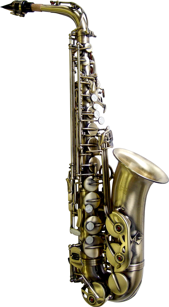 Kaerntner アルトサックス KAL/AQ 入門セット【ケルントナー 管楽器 アンティーク Antique 】