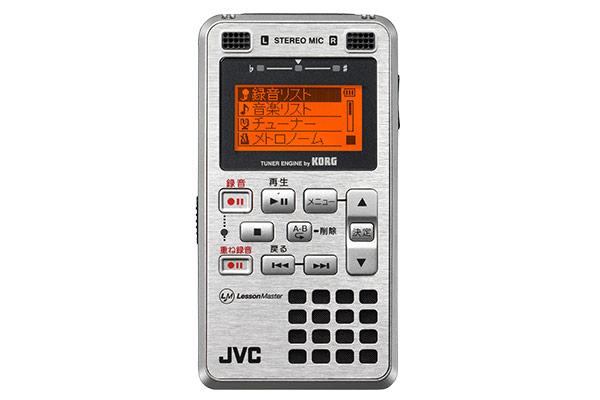 【特典付き!】JVC ポータブル・デジタル・レコーダー Lesson Master XA-LM30【コンタクト・マイクをプレゼント!】【XALM30 ビクター ケンウッド レッスンマスター】