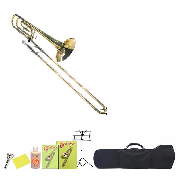 Kaerntner テナーバストロンボーン KTBB 入門セット【ケルントナー 管楽器】【発送区分:大型】
