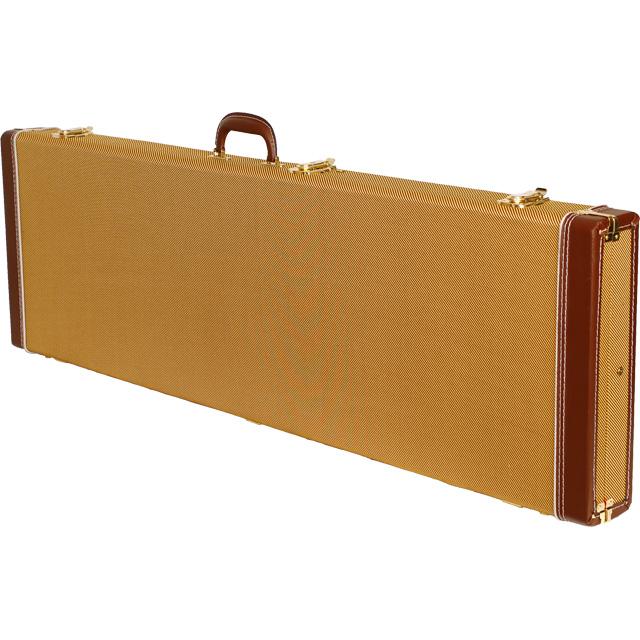 ベース用木製角型ツィードハードケース EBO-140 [EBO140]【発送区分:大型】