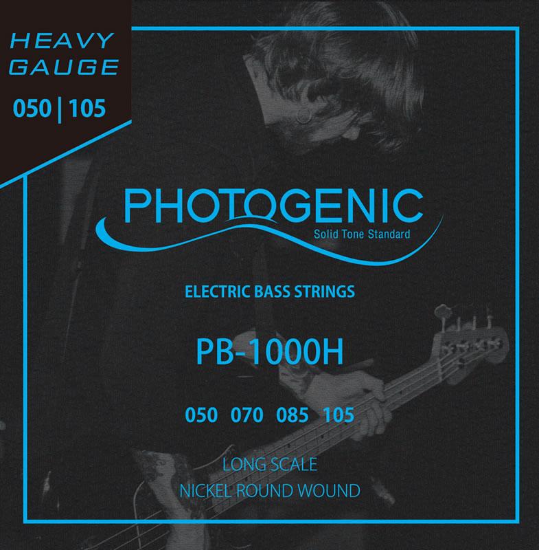 商品追加値下げ在庫復活 送料無料 沖縄 離島を除く 今だけポイント5倍 9月11日9:59まで ベース弦 PB-1000H フォトジェニック 期間限定特別価格 PB1000H ゆうパケット対応 Photogenic