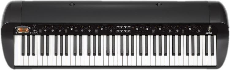KORG ステージ・ビンテージ・ピアノ SV1-73BK [73鍵モデル]【コルグ】【発送区分:大型】