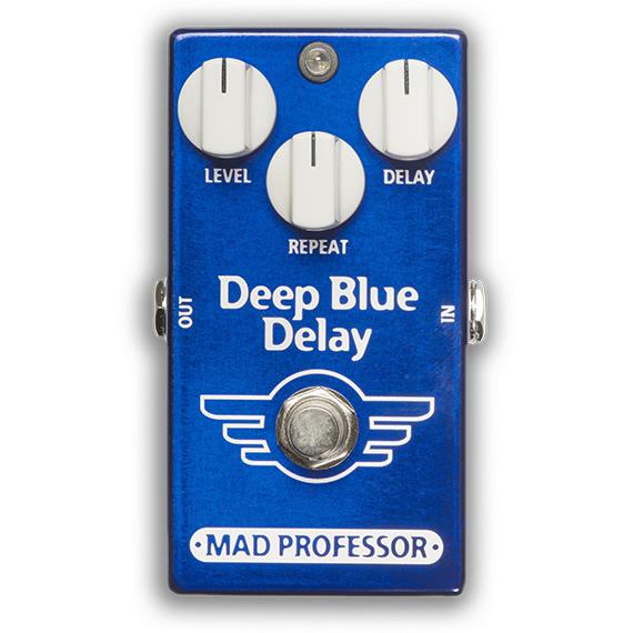 【ピック10枚セット付き!】MAD PROFESSOR エフェクター Deep Blue Delay FAC (FACTORY) ディープブルー ディレイ 【マッドプロフェッサー ファクトリー】
