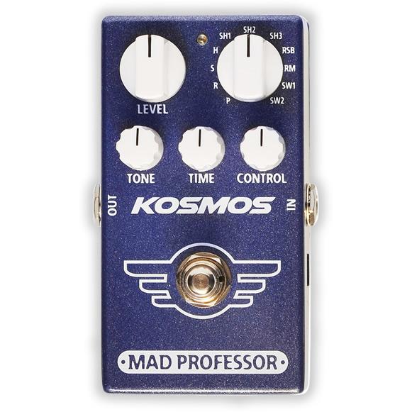 【ピック10枚セット付き!】MAD PROFESSOR エフェクター Kosmos FAC (FACTORY) コスモス 【マッドプロフェッサー リバーブ ファクトリー】