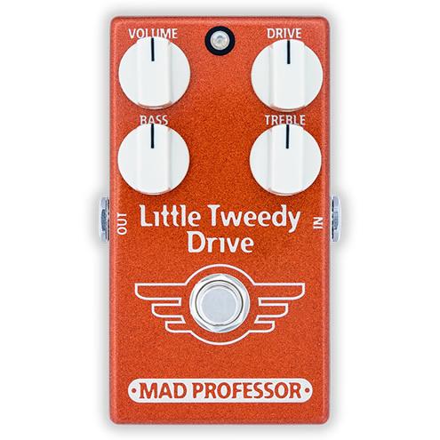 【ピック10枚セット付き!】MAD PROFESSOR エフェクター Little Tweedy Drive FAC (FACTORY) リトルツイーディードライブ 【マッドプロフェッサー ファクトリー】