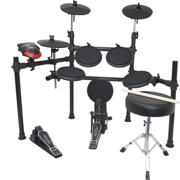 MEDELI 電子ドラム DD-512J【メデリ デジタル ドラム DD512J 】【発送区分:大型】