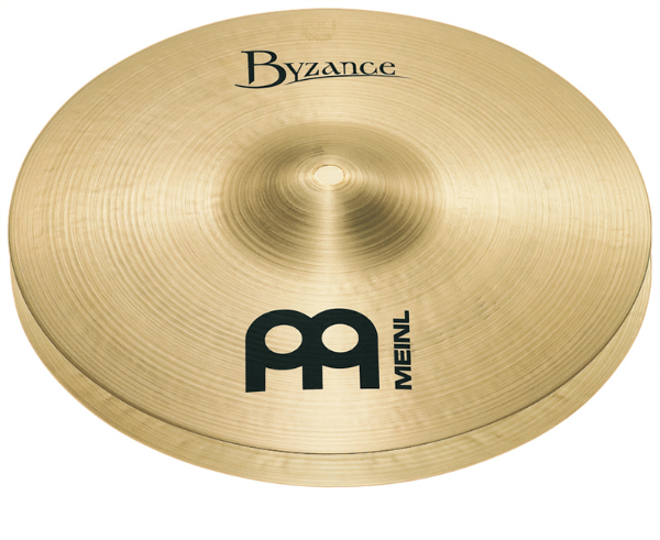 MEINL Byzance TRADITIONAL ハイハット 10