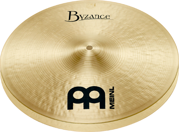 MEINL Byzance TRADITIONAL ハイハット 14