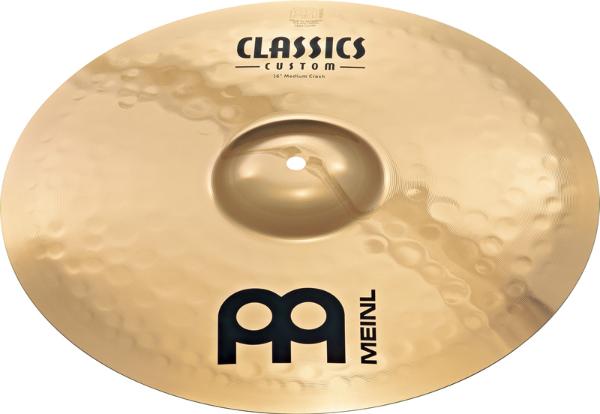 MEINL CLASSICS -CUSTOM- クラッシュ 17