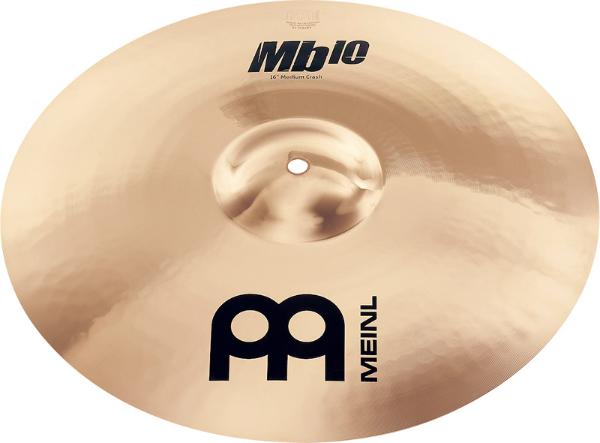 MEINL Mb10 クラッシュ 16