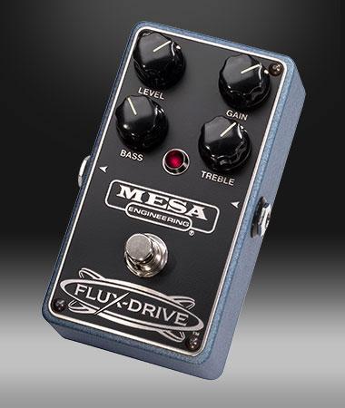 Mesa/Boogie エフェクター(メサ・ブギー) DRIVE PEDALS/FLUX-DRIVE [オーバードライブ]【ピック10枚セット付き!】