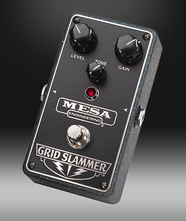 Mesa/Boogie エフェクター(メサ・ブギー) DRIVE PEDALS/GRID SLAMMER [オーバードライブ]【ピック10枚セット付き!】
