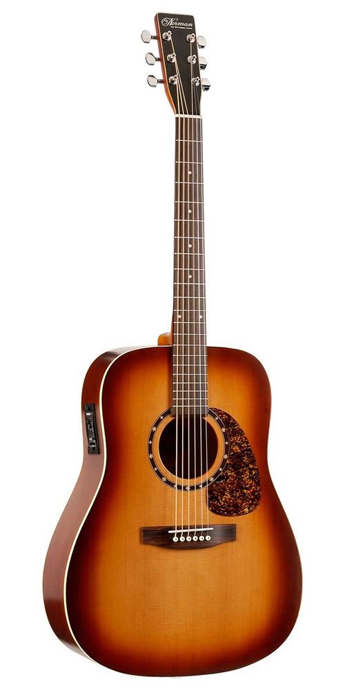 【今だけポイント5倍!12月2日9時59分まで】Norman アコースティック ギター B18 Tobacco Burst B18 Series【ノーマン アコギ 】【発送区分:大型】