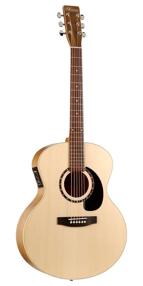 Norman エレアコ B20 Mini Jumbo w/Presys B20 Series【ノーマン アコギ アコースティック ギター】【発送区分:大型】