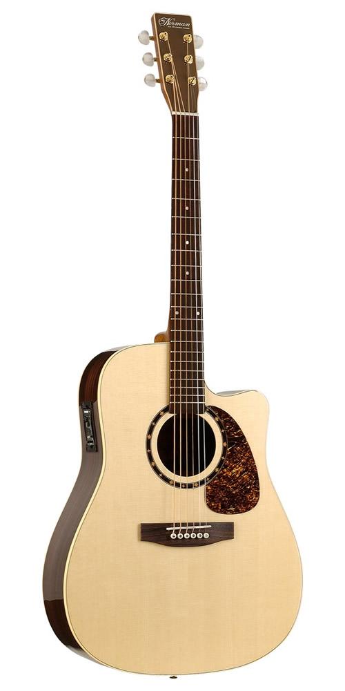 Norman エレアコ ST68 CW w/A6T(w/CASE DLX TRIC) ST68 Series【ノーマン アコギ アコースティック ギター】【発送区分:大型】