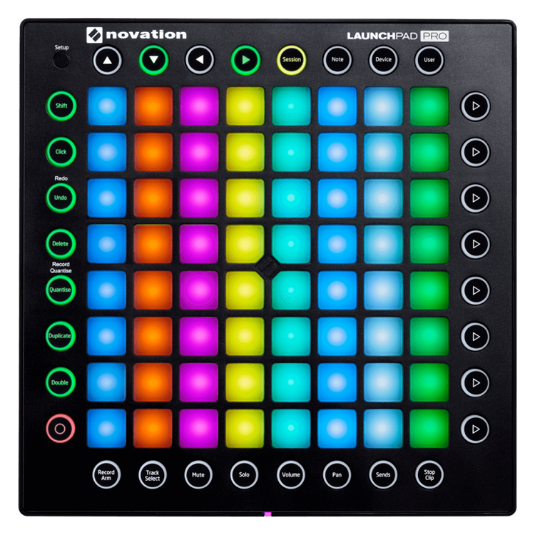 NOVATION MIDIコントローラー LaunchPad Pro【Ableton Live Lite付属】【ノベーション グリッドコントローラー ランチパッドプロ】*